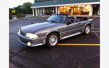 1989 Ford Mustang Convertible for sale 101111013