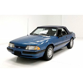 1989 Ford Mustang Convertible for sale 101169452