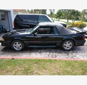 1989 Ford Mustang for sale 101173096