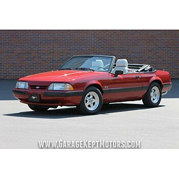 1989 Ford Mustang LX V8 Convertible for sale 101188956