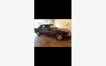 1989 Ford Mustang GT Convertible for sale 101199950