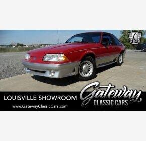 1989 Ford Mustang GT Hatchback for sale 101211859