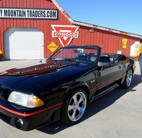 1989 Ford Mustang GT Convertible for sale 101258962