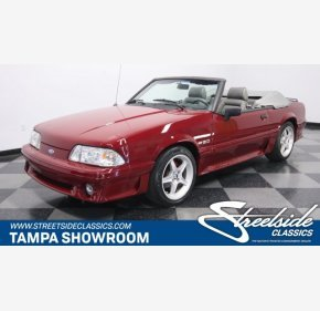 1989 Ford Mustang for sale 101300994
