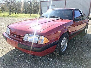 1989 Ford Mustang LX V8 Hatchback for sale 101304551