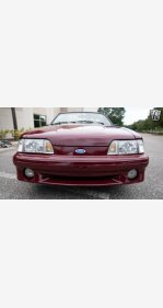 1989 Ford Mustang GT Convertible for sale 101340092