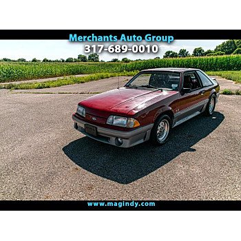 1989 Ford Mustang GT Hatchback for sale 101347274