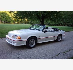 1989 Ford Mustang for sale 101356456