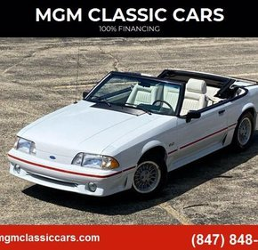 1989 Ford Mustang for sale 101373661