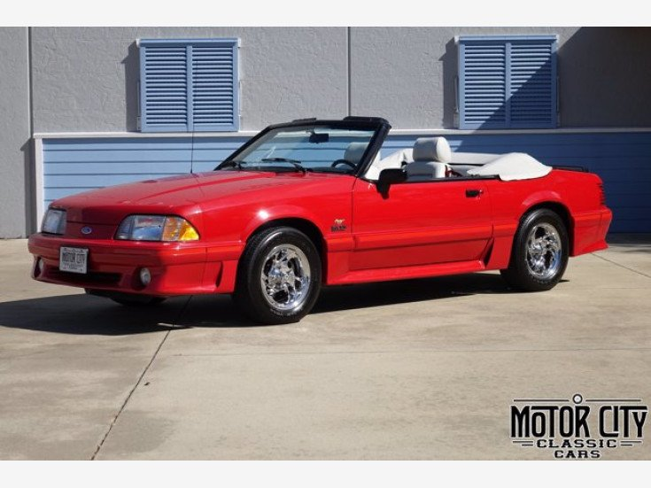 1989 Mustang For Sale In Florida