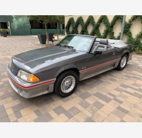 1989 Ford Mustang GT for sale 101396754
