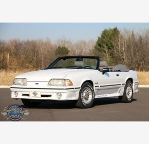1989 Ford Mustang for sale 101403534