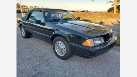 1989 Ford Mustang for sale 101415179