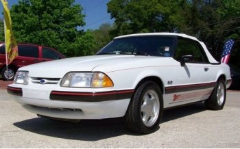 1989 Ford Mustang Convertible for sale 101431308