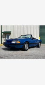 1989 Ford Mustang LX Convertible for sale 101449547