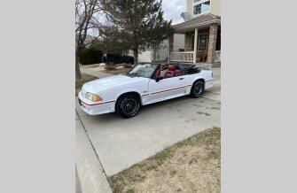 1989 Ford Mustang GT Convertible for sale 101486941
