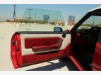 1989 Ford Mustang LX V8 Convertible for sale 101526008