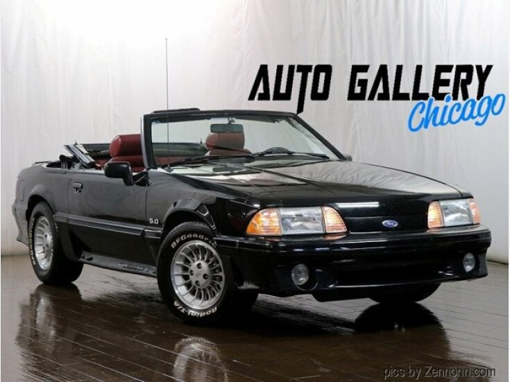 1989 Ford Mustang for sale 101538709