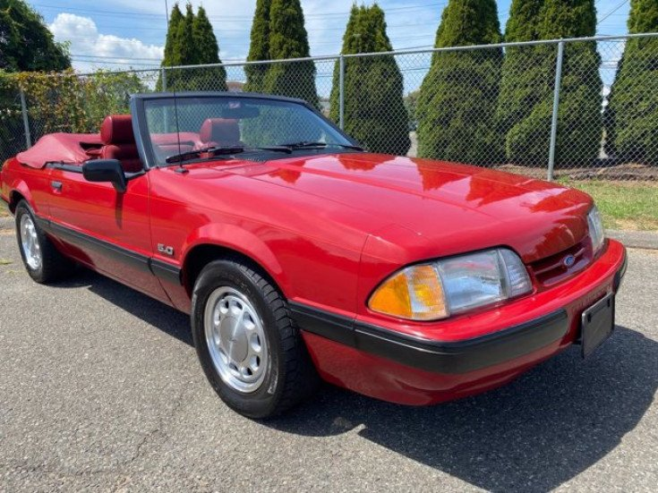 1989 Ford Mustang for sale 101577075