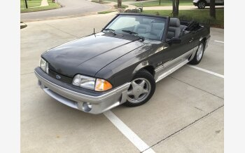1989 Ford Mustang GT Convertible for sale 101581182