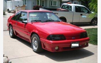 1989 Ford Mustang GT Hatchback for sale 101613273