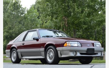 1989 Ford Mustang GT Hatchback for sale 101623185