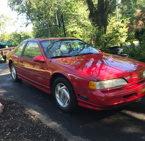 1989 Ford Thunderbird Super for sale 101356557