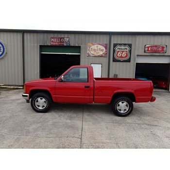 1989 GMC Sierra 1500 4x4 Regular Cab for sale 101091675