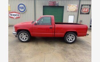 1989 GMC Sierra 1500 2WD Regular Cab for sale 101348495