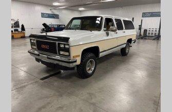 1989 GMC Suburban 4WD for sale 101622611