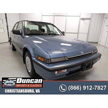 1989 Honda Accord for sale 101575835