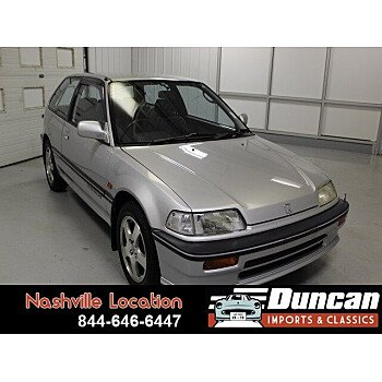 1989 Honda Civic for sale 101079184