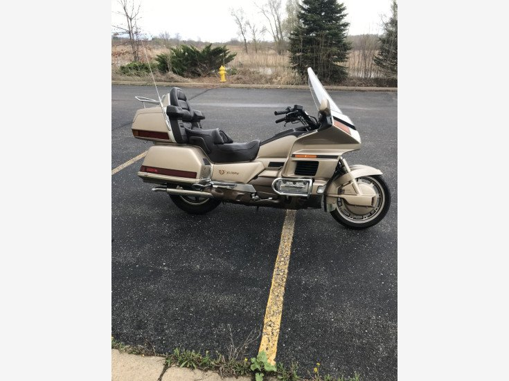 1989 Honda Gold Wing for sale 201081677
