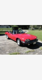 1989 Jaguar XJS V12 Convertible for sale 100952675