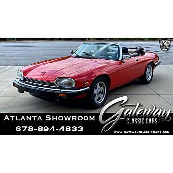 1989 Jaguar XJS V12 Convertible for sale 101207207