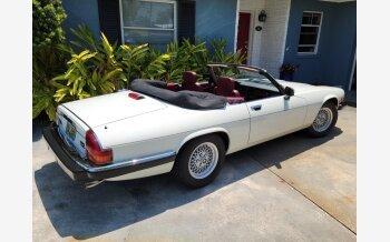 1989 Jaguar XJS V12 Convertible for sale 101490525