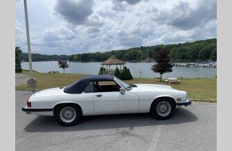 1989 Jaguar XJS V12 Convertible for sale 101610007