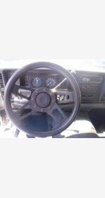 1989 Jeep Comanche 2WD for sale 101207017