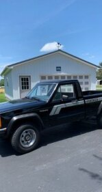 1989 Jeep Comanche for sale 101406668