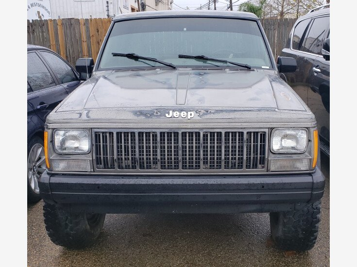 1989 Jeep Comanche 4x4 Pioneer for sale 101581541