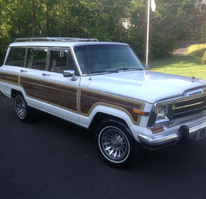 1989 Jeep Grand Wagoneer for sale 101192096