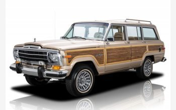 1989 Jeep Grand Wagoneer for sale 101249518
