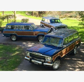 1989 Jeep Grand Wagoneer for sale 101267476