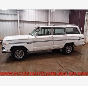 1989 Jeep Grand Wagoneer for sale 101326433