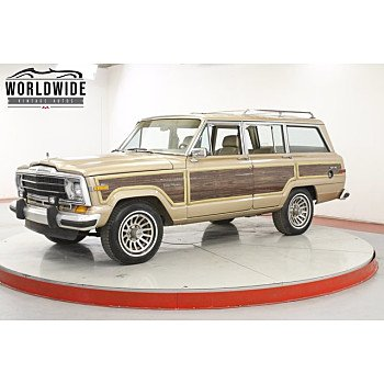 1989 Jeep Grand Wagoneer for sale 101344187