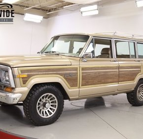 1989 Jeep Grand Wagoneer for sale 101359841