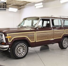 1989 Jeep Grand Wagoneer for sale 101369329