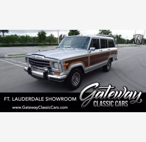 1989 Jeep Grand Wagoneer for sale 101417585