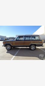 1989 Jeep Grand Wagoneer for sale 101434656