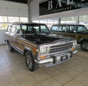 1989 Jeep Grand Wagoneer for sale 101402934